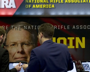 The NRA Comes Out Against The Violence Against Women Act